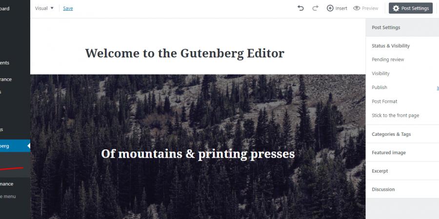 Novedades en WordPress 5.0 – Todo lo que necesitas saber